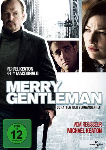 DVD Merry Gentleman Schatten der Vergangenheit FSK: 12