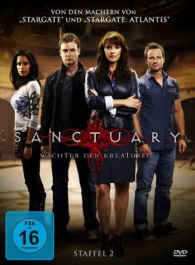 DVD Sanctuary Wächter der Kreaturen FSK: 16