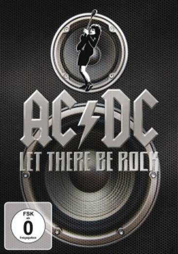 DVD AC/DC: Let There Be Rock FSK: 0