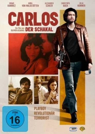 DVD Carlos Der Schakal FSK: 16