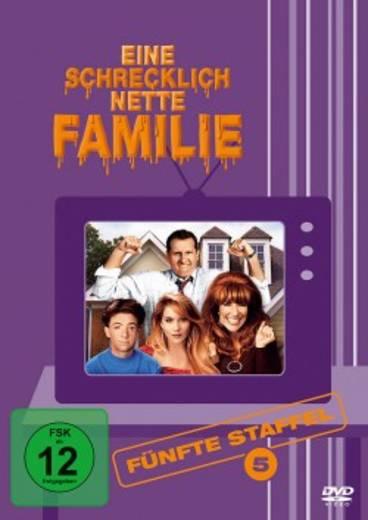 DVD Eine schrecklich nette Familie FSK: 12