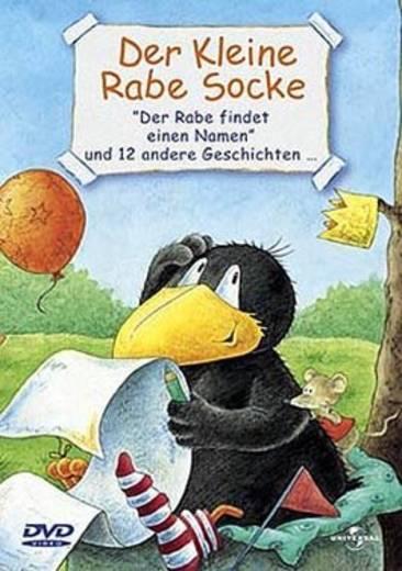DVD Der kleine Rabe Socke Der Rabe findet einen Namen FSK: 0
