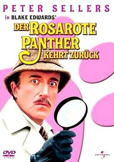 DVD Der rosarote Panther kehrt zurück FSK: 12