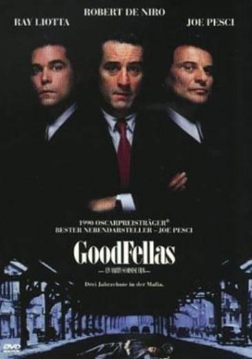 DVD Good Fellas Drei Jahrzehnte in der Mafia FSK: 16