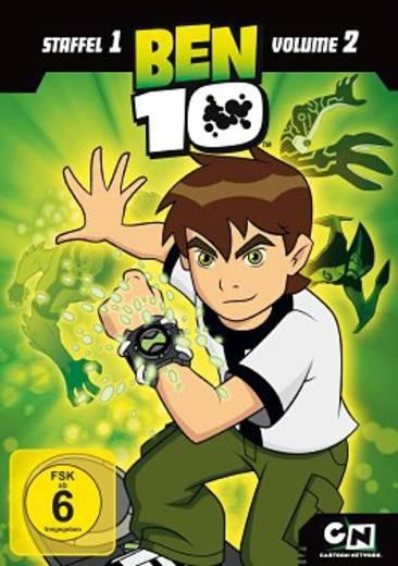 DVD Ben 10 FSK: 6