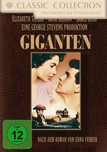 DVD Giganten FSK: 12