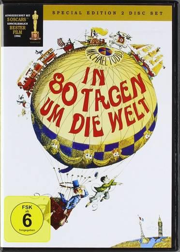 DVD In 80 Tagen um die Welt FSK: 6