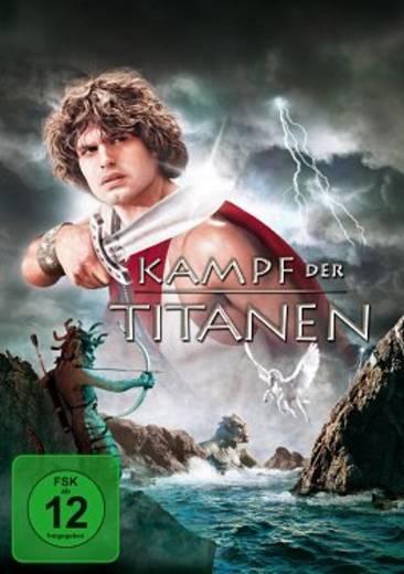 DVD Kampf der Titanen FSK: 12