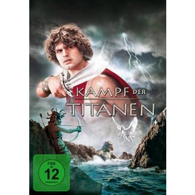 DVD Kampf der Titanen FSK: 12 Preisvergleich