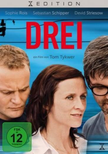 DVD Drei FSK: 12