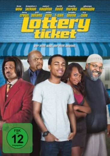 DVD Lottery Ticket FSK: 12