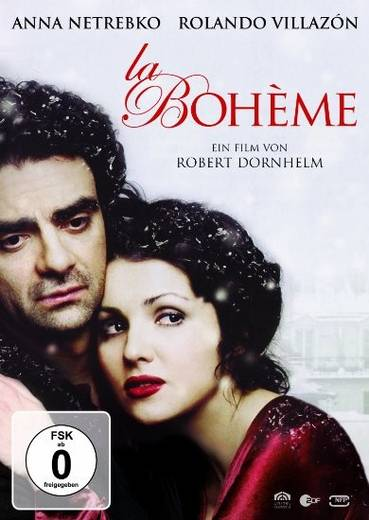DVD La Bohème FSK: 0