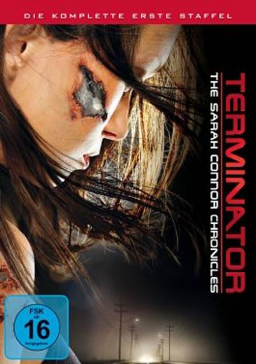 DVD Terminator The Sarah Connor Chronicles FSK: 16