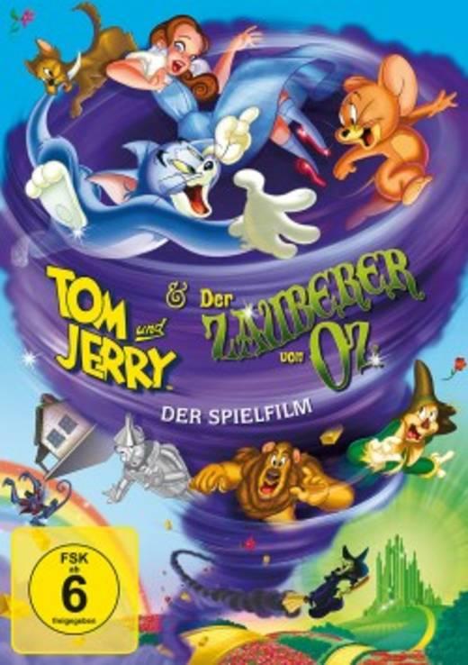 Dvd Tom Und Jerry Der Zauberer Von Oz Fsk 6 Kaufen