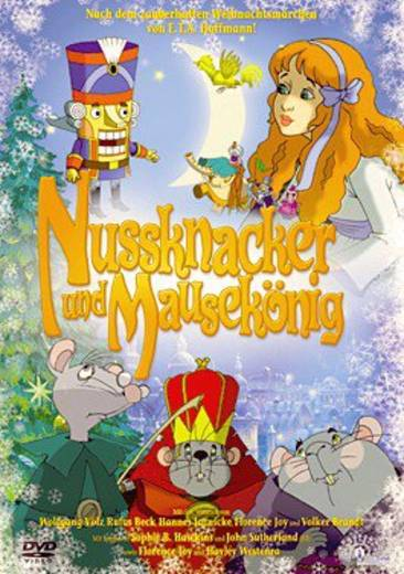 DVD Nussknacker und Mausekönig FSK: 0