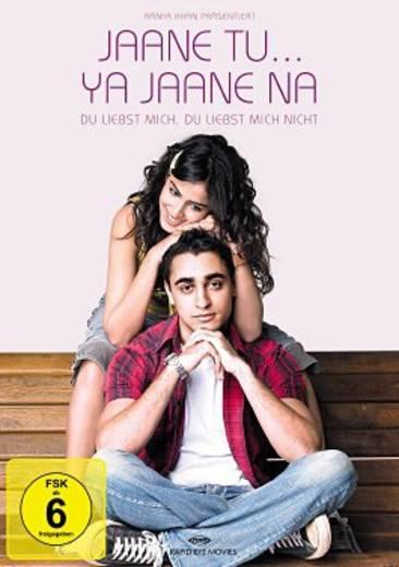 DVD Du liebst mich, du liebst mich nicht Jaane tu... ya jaane na FSK: 6