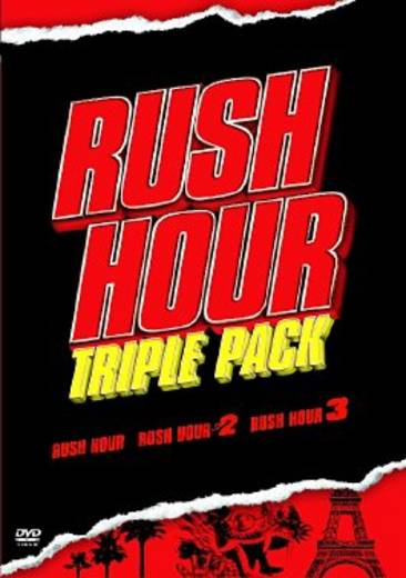 DVD Rush Hour FSK: 12