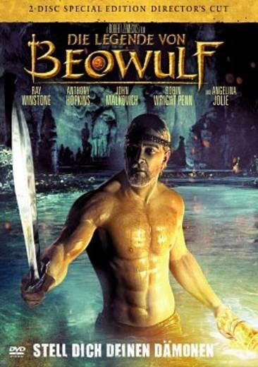 DVD Die Legende von Beowulf FSK: 12