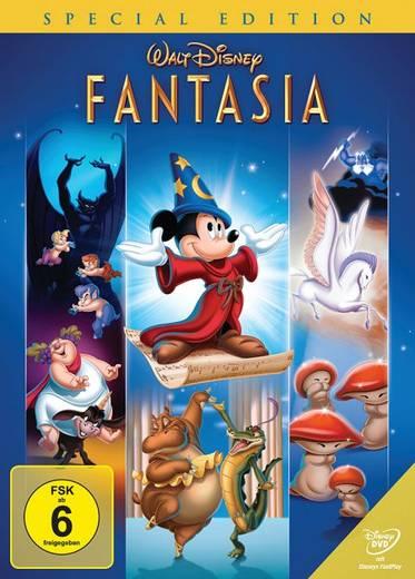 DVD Fantasia FSK: 6