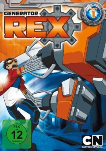 DVD Generator Rex FSK: 12