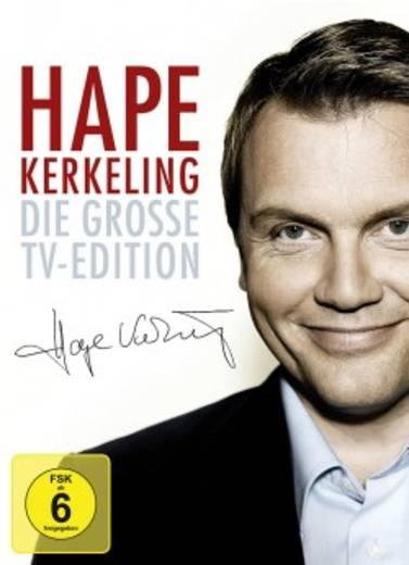 DVD Hape Kerkeling FSK: 6