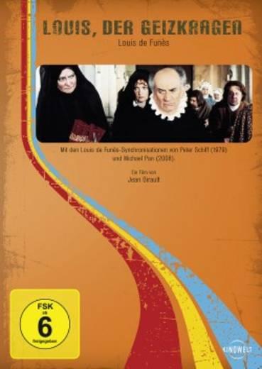 DVD Louis, der Geizkragen FSK: 6