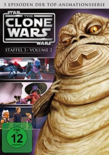 DVD Star Wars: The Clone Wars FSK: 12