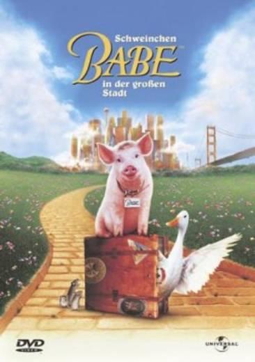 DVD Schweinchen Babe in der großen Stadt FSK: 6