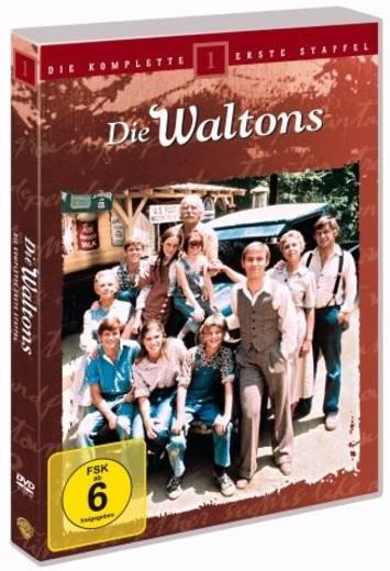 blu-ray Die Waltons Die komplette 1. Staffel FSK: 6
