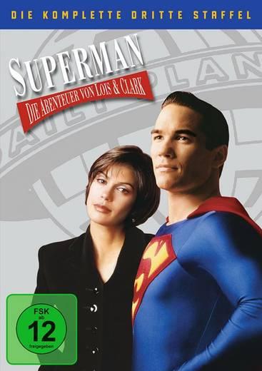 DVD Superman Die Abenteuer von Lois & Clark FSK: 12