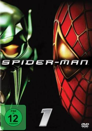 DVD Spider-Man 1 FSK: 12