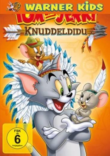 DVD Tom und Jerry Knuddeldidu FSK: 6