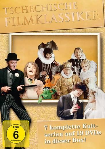 DVD Tschechische Filmklassiker FSK: 6