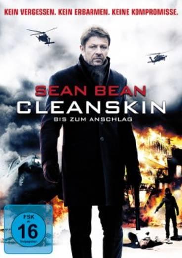 DVD Cleanskin Bis zum Anschlag FSK: 16