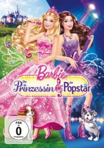 DVD Barbie Die Prinzessin und der Popstar FSK: 0