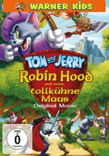 DVD Tom und Jerry Robin Hood und seine tollkühne Maus FSK: 0