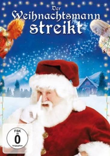 DVD Der Weihnachtsmann streikt FSK: 0
