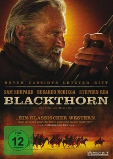 DVD Blackthorn FSK: 12
