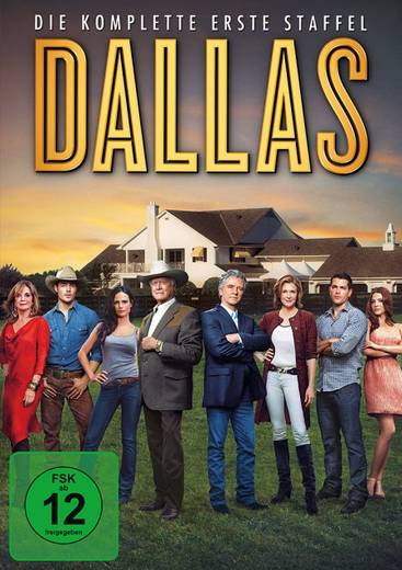 DVD Dallas FSK: 12