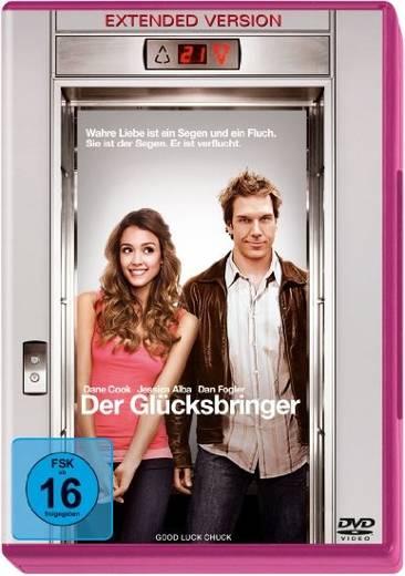 DVD Der Glücksbringer FSK: 16