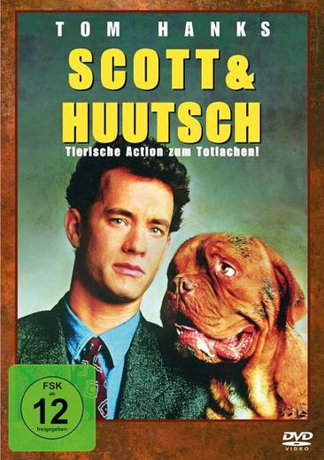 DVD Scott & Huutsch FSK: 12