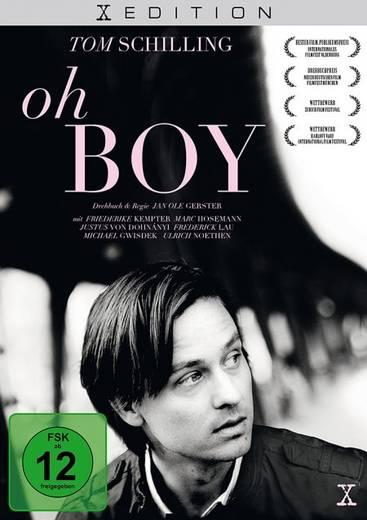 DVD Oh Boy! FSK: 12