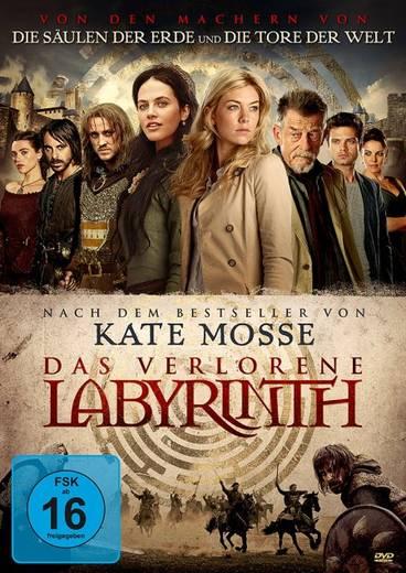 DVD Das verlorene Labyrinth FSK: 16