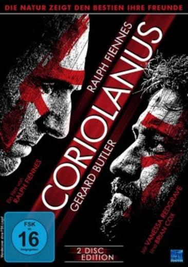 DVD Coriolanus FSK: 16