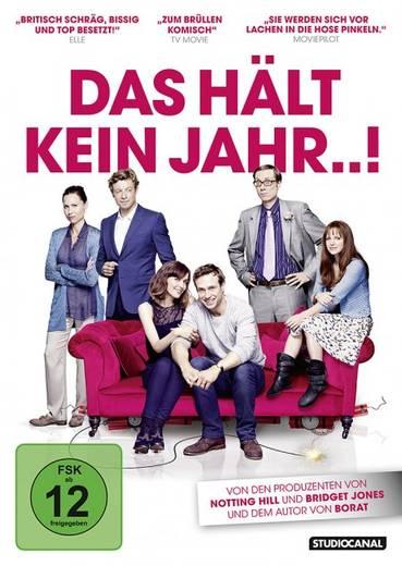 DVD Das hält kein Jahr..! FSK: 12