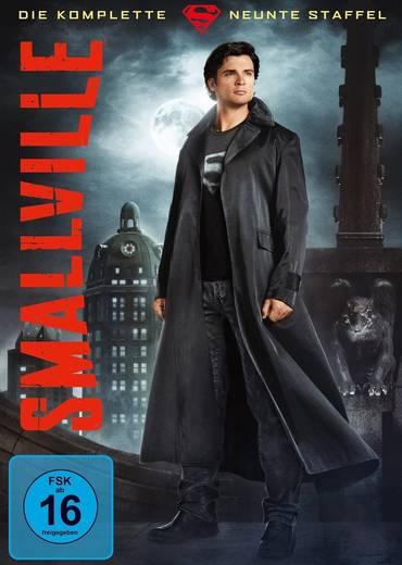 DVD Smallville FSK: 16