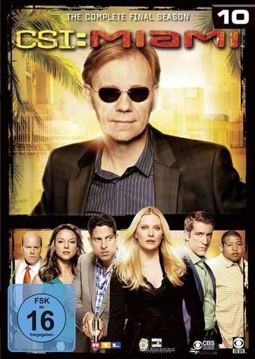 DVD CSI: Miami FSK: 16