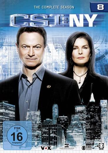 DVD CSI: NY FSK: 16