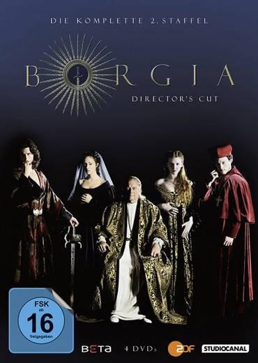 DVD Borgia FSK: 16