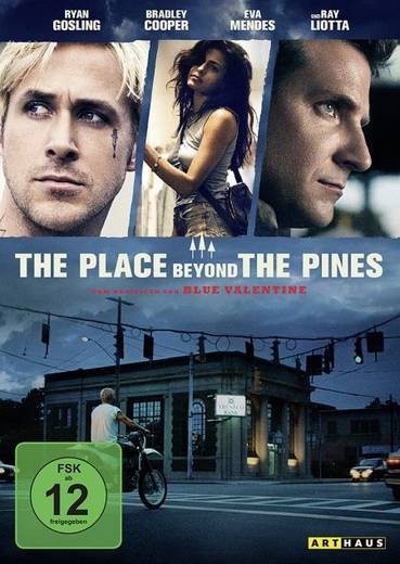 DVD The Place Beyond the Pines FSK: 12